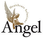 Angel Healthcare Solutions Logo